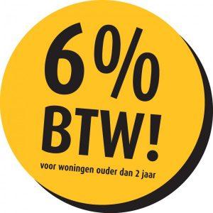 6 procent BTW